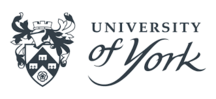 Logo der University of York